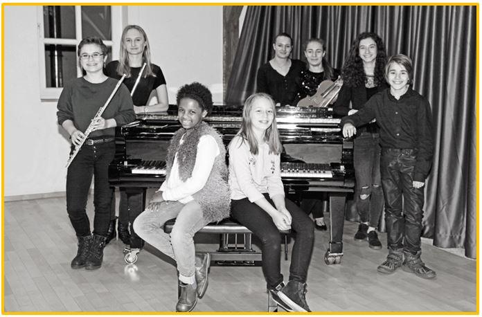 Benefizkonzert Jugend musiziert 18
