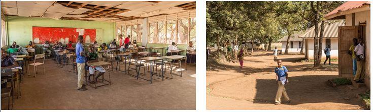 Schule Moshi 2 Bilder Projekte